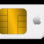 Apple SIM je nyní dostupná ve více než 140 zemích