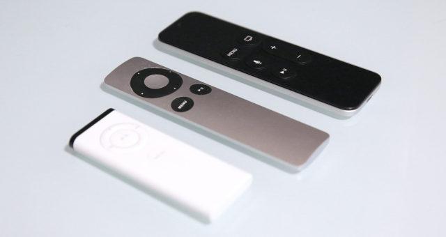 Hry na Apple TV již nebudou muset podporovat Siri Remote