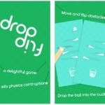 Puzzle hra Drop File je dočasně zdarma. Stahujte, dokud to jde