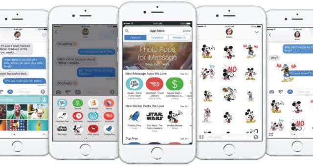 Manažer Applu vysvětlil, proč iMessage není i na jiných platformách