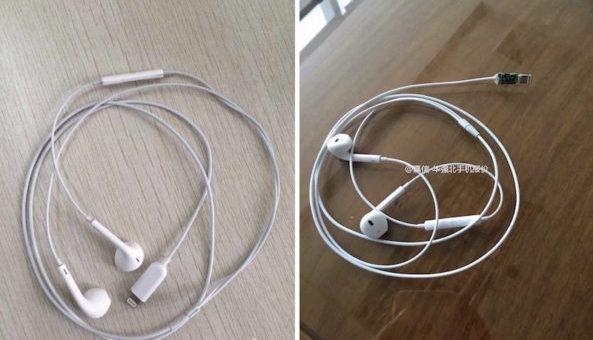 Fotky sluchátek Applu s lightning konektorem unikly na web!