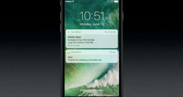 """Nová funkce iOS 10 """"Raise to Wake"""" bude fungovat jen na nových iPhonech"""