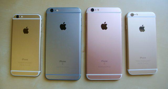 Apple se snaží před uvedením iPhonu 7 snížit přebytečné zásoby starších iPhonů
