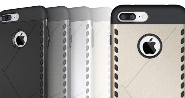 Nové kryty pro iPhone 7 ukazují duální fotoaparát a Smart Connector