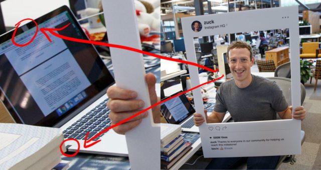 Mark Zuckerberg má na svém MacBooku přelepenou webkameru i mikrofon