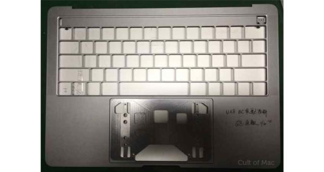Nadcházející MacBook Pro pravděpodobně bude mít dotykové funkční klávesy