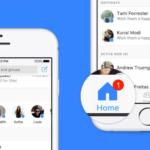 V aplikaci Facebook Messenger pro iOS byla kompletně předělána domovská záložka