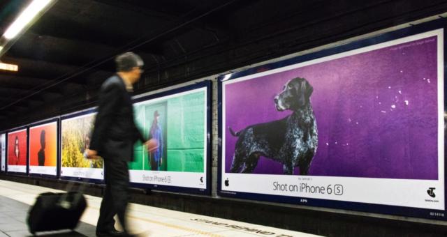Apple rozšířil reklamní kampaň Shot on iPhone