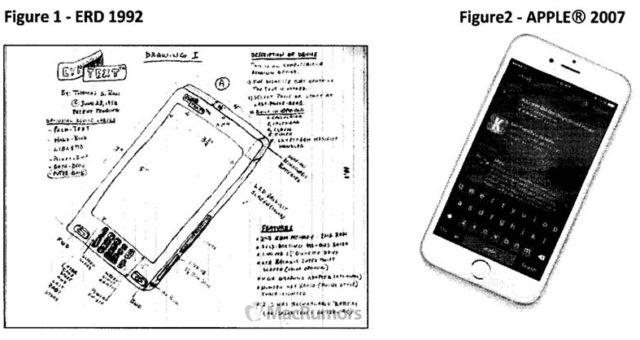 Muž tvrdí, že mu Apple ukradl nápad na iOS zařízení