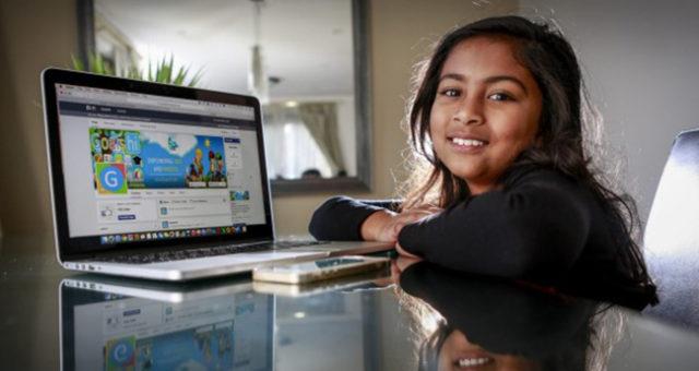 Nejmladší vývojářkou na WWDC byla 9letá Australanka