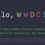 Zmeškali jste konferenci WWDC? Nevadí, je dostupná online