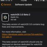 Apple vydal druhou beta verzi watchOS 3 pro registrované vývojáře