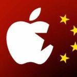 """Apple byl v Číně zažalován kvůli vysílání """"propagandistického válečného filmu"""""""