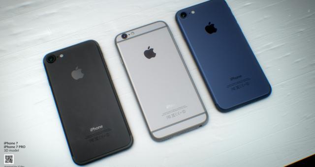 Předobjednávky iPhonu 7 budou spuštěny 9. září