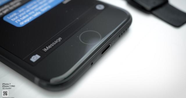 iPhone 7 bude podle nejnovějších informací dostupný v černé Space Black variantě
