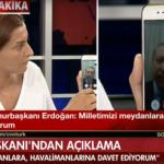 Turecký prezident Erdogan promlouval k národu skrze FaceTime na iPhonu