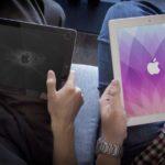 Tapety týdne: Apple logo