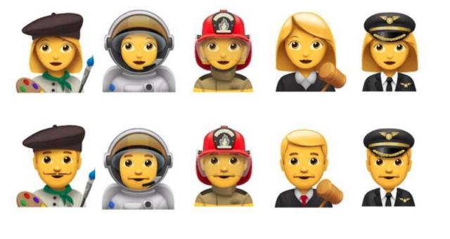 Apple požádal sdružení Unicode o vytvoření nových emotikon