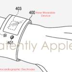 Apple si nechal patentovat nové nositelné zařízení