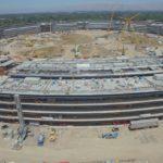 VIDEO: Stavební práce na Apple Campus 2 pomalu finišují