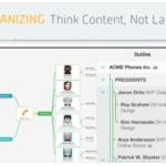 Aplikace na vizualizaci nápadu MindNode je zdarma, stahujte