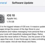 iOS 10 Golden Master je nyní k dispozici pro veřejné beta testery