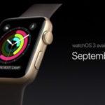 iOS 10 a watchOS 3 budou vydány 13. září
