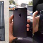 První unboxing iPhone 7 a iPhone 7 Plus!