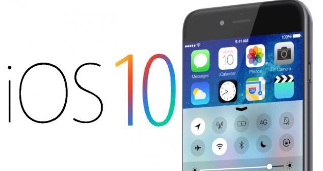 iOS 10 již běží téměř na polovině podporovaných zařízení