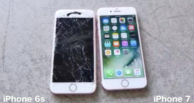 Nový iPhone 7 je odolnější než jeho předchozí generace