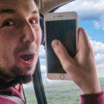 TEST: iPhone 7 vyhodili z helikoptéry. Přežil?