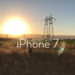 Podívejte se na 4K video natočené na iPhone 7