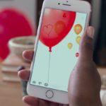 """Apple vydal novou reklamu """"Balloons"""" představující iPhone 7 a grafické zvýraznění zpráv"""