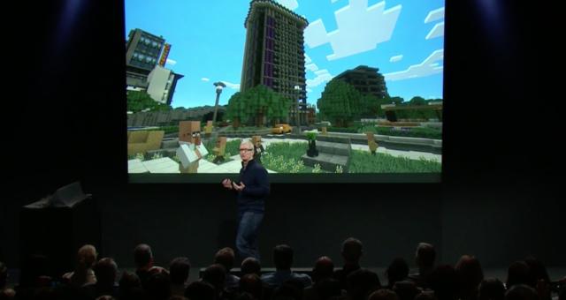 Potvrzeno: Minecraft dorazí na Apple TV