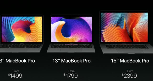 Apple zveřejnil reklamy na nový MacBook Pro