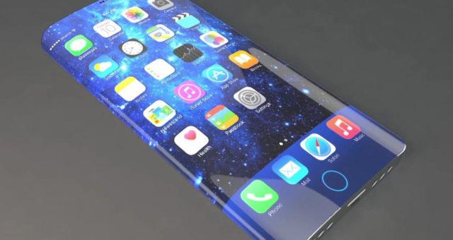 Potvrzeno: iPhone 8 bude mít zahnutý displej a celoskleněný design