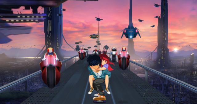 Novou aplikací týdne se stala hra Lost in Harmony
