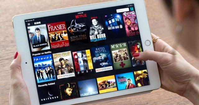 Aplikace Netflix poprvé přináší přehrávání videí v režimu offline