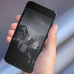 Tapety týdne: černobílé fotografie pro iOS