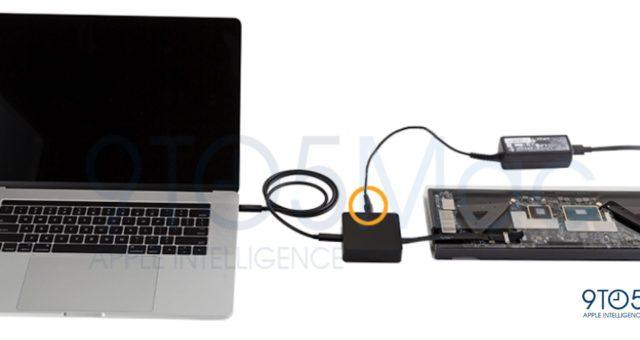 Takto vypadá nástroj, který dokáže obnovit data u nového MacBooku Pro