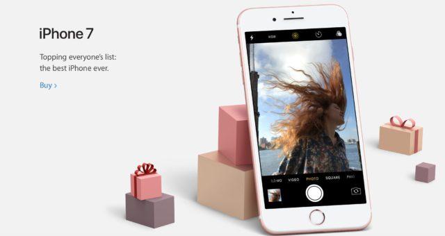 iPhone je nejvíce žádaným vánočním dárkem