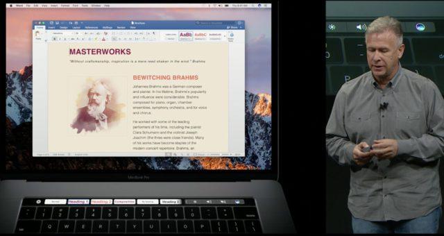 Proč Apple odstranil z MacBooku Pro čtečku SD karet?