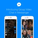 Od pondělí jsou celosvětově k dispozici skupinové videohovory v Messengeru