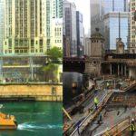 Nový ohromující vlajkový obchod Applu v Chicagu se začíná rýsovat