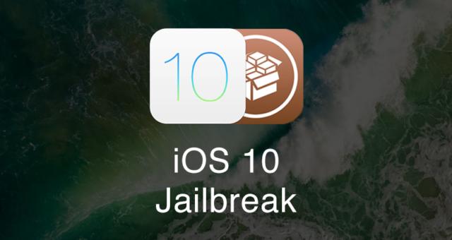 Je k dispozici Jailbreak na iOS 10!