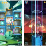 Novou aplikací týdne se stala hra Warp Shift