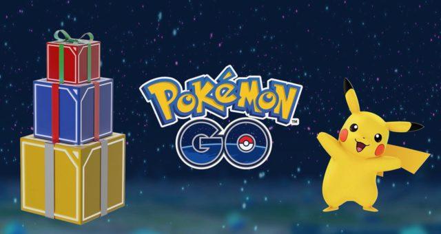 Pokémon GO upřesnili dvě nové vánoční události počínaje 25. prosince