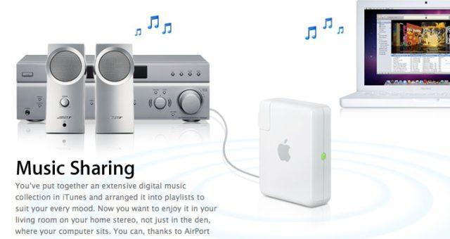 Apple z neznámých důvodů obnoví starou ochrannou známku pro AirTunes