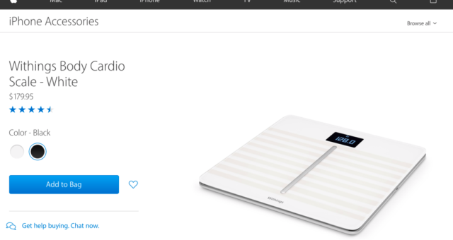 Apple stahuje produkty vlastněné Nokií ze svých obchodů