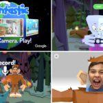 Google představil hravou vyprávěcí hru pro děti s názvem Toontastic 3D